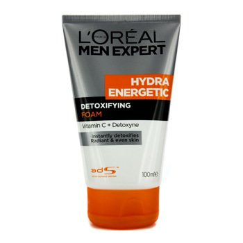 LOreal Men Expert Hydra Energetic Detoxifying Foam