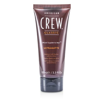 American Crew Men UltraMatte (Medium Hold Fixative with No Shine)