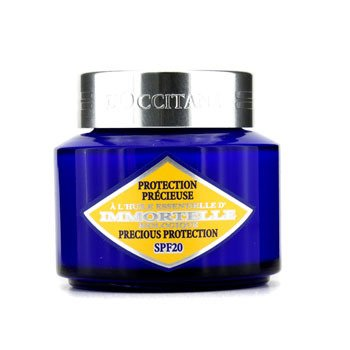 LOccitane Immortelle Precious Protection SPF 20