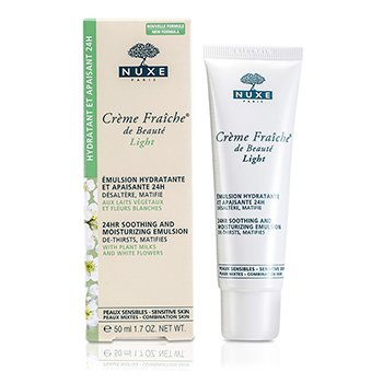 Nuxe Creme Fraiche De Beaute Light 24HR Soothing And Moisturizing Emulsion (Sensitive & Combination Skin)