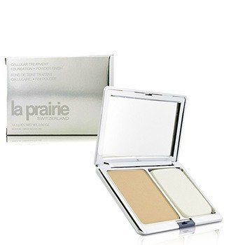 La Prairie Cellular Treatment Foundation Powder Finish - Beige Dore (New Packaging)