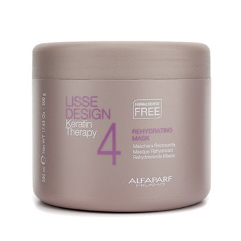Lisse Design Keratin Therapy Rehydrating Mask (Salon Size)