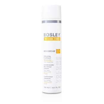 Bosley Professional Strength Bos Defense Volumizing Conditioner (For Normal to Fine Color-Treated Hair)