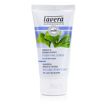 Lavera Purifying Scrub - For All Skin Types