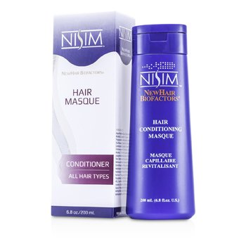 Nisim NewHair Biofactors Hair Conditioning Masque (All Hair Types)