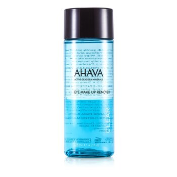 Ahava Time To Clear Eye Make Up Remover