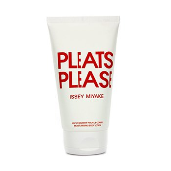 Issey Miyake Pleats Please Moisturising Body Lotion
