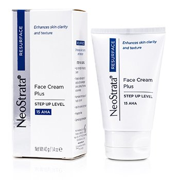Neostrata Resurface Face Cream Plus Step Up Level 15 AHA