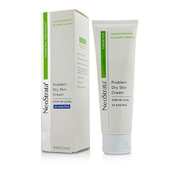 Neostrata Targeted Treatment Problem Dry Skin Cream Step Up Level 20 AHA/PHA