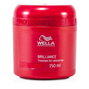 Wella Brilliance Treatment (For Colored Hair)