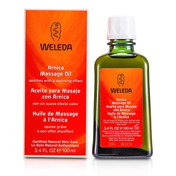 Weleda Arnica Massage Oil 100ml/3 4oz