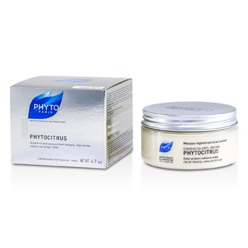 Phyto Phytocitrus Color Protect Radiance Mask (For Color-Treated, Highlighted Hair)