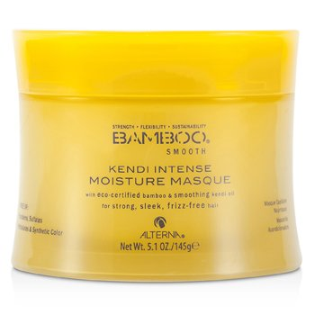 Alterna Bamboo Smooth Kendi Intense Moisture Masque (For Strong, Sleek, Frizz-Free Hair)