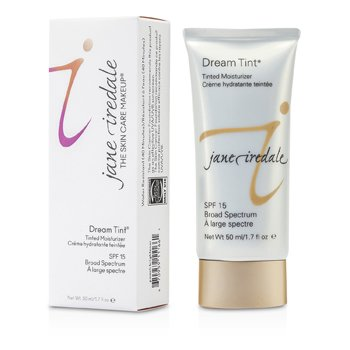 Jane Iredale Dream Tint Tinted Moisturizer SPF 15 - Peach Brightener