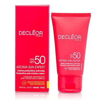 Decleor Aroma Sun Expert Protective Anti-Wrinkle Cream High Protection SPF 50