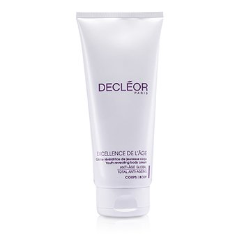 Decleor Excellence De LAge Youth Revealing Body Cream (Salon Product)