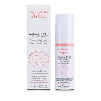 Avene Retrinal Eyes Eye Contour Care