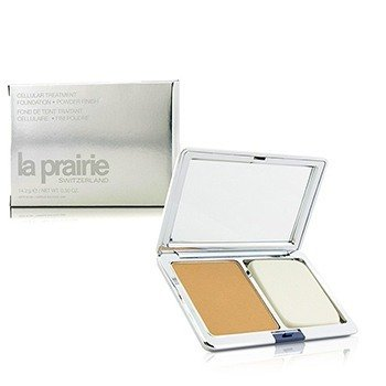 La Prairie Cellular Treatment Foundation Powder Finish - Naturel Beige (New Packaging)