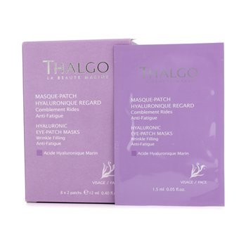 Thalgo Hyaluronique Hyaluronic Eye-Patch Masks
