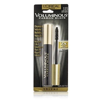LOreal Voluminous Carbon Black Mascara - # Carbon Black