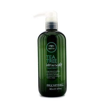 Paul Mitchell Tea Tree Hair and Scalp Treatment (Invigorating and Soothing)