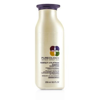 Pureology Perfect 4 Platinum Shampoo (For Colour-Treated Hair)