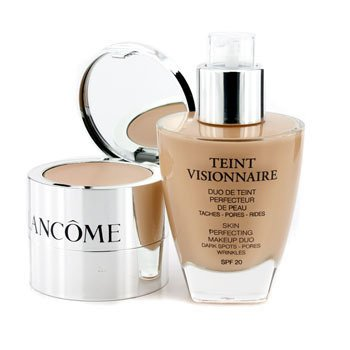 Lancome Teint Visionnaire Skin Perfecting Make Up Duo SPF 20 - # 02 Lys Rose