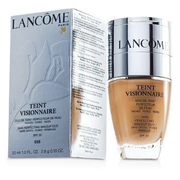 Lancome Teint Visionnaire Skin Perfecting Make Up Duo SPF 20 - # 035 Beige Dore