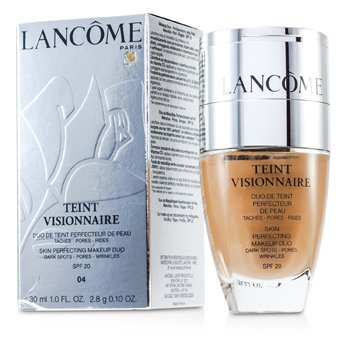 Lancome Teint Visionnaire Skin Perfecting Make Up Duo SPF 20 - # 04 Beige Nature