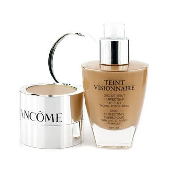 Lancome Teint Visionnaire Skin Perfecting Make Up Duo SPF 20 - # 045 Sable Beige