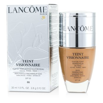 Lancome Teint Visionnaire Skin Perfecting Make Up Duo SPF 20 - # 05 Beige Noisette