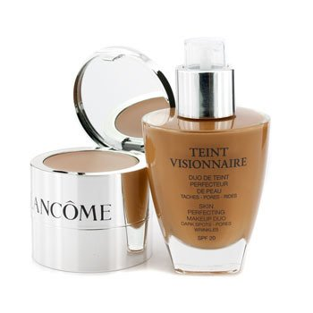 Lancome Teint Visionnaire Skin Perfecting Make Up Duo SPF 20 - # 06 Beige Cannelle