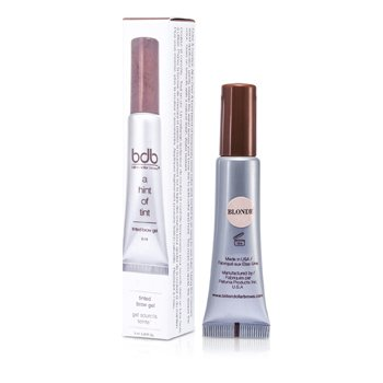 Billion Dollar Brows A Hint Of Tint Tinted Brow Gel - Blonde