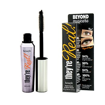 Benefit Theyre Real Beyond Mascara - Black