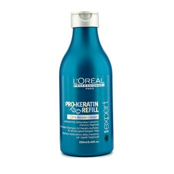 LOreal Professionnel Expert Serie - Pro-Keratin Refill Shampoo (For Damaged Hair)