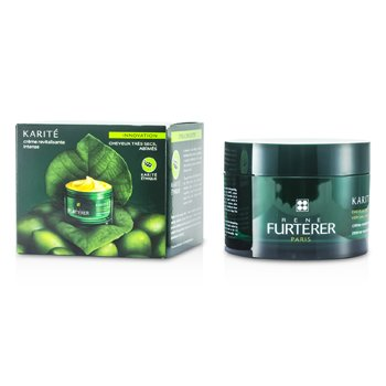 Rene Furterer Karite Intense Nourishing Mask (For Very Dry, Damaged Hair)