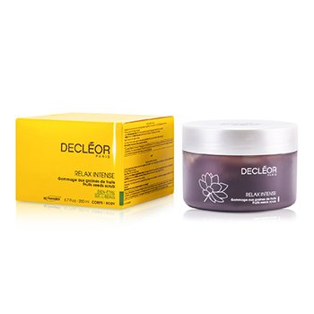 Decleor Relax Intense Fruits Seeds Scrub