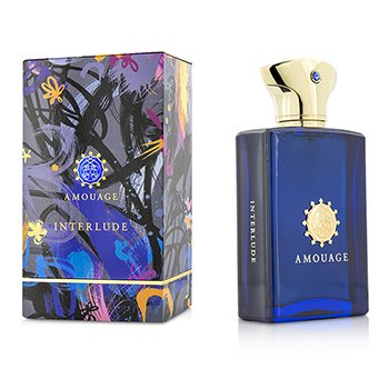 Amouage Interlude Eau De Parfum Spray