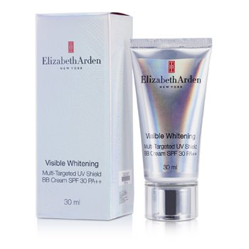 Elizabeth Arden Visible Whitening Multi Targeted UV Shield BB Cream SPF30 - Shade 02