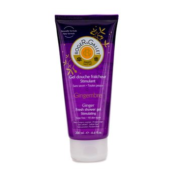Roger & Gallet Gingembre (Ginger) Shower Gel