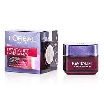 LOreal New Revitalift Laser Renew Advanced Anti-Ageing Day Cream