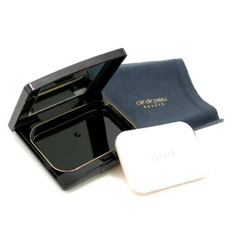 Cle De Peau Translucent Pressed Powder Empty Case (With Puff) 31506