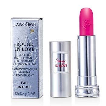 Lancome Rouge In Love Lipstick - # 343B Fall In Rose
