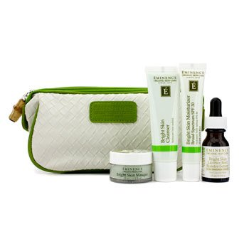 Eminence Bright Skin Starter Set (For Uneven Skin)