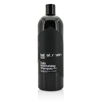 Label M Mens Daily Moisturising Shampoo (Dual-Action Scalp Therapy and Bodywash)