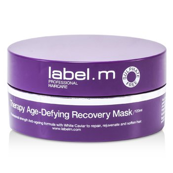 Label M Therapy Age-Defying Recovery Mask (To Repair, Rejuvenate and Soften Hair)