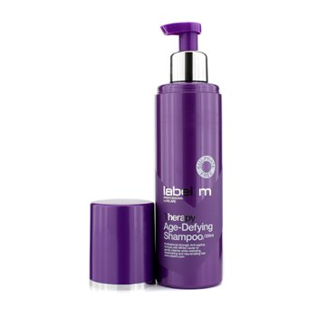 Label M Therapy Age-Defying Shampoo (Gently Cleanse While Restoring, Replenishing and Rejuvenating Hair)