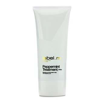 Label M Peppermint Treatment (Refreshes and Stimulates Scalp)