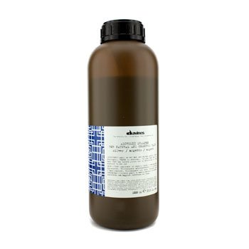 Davines Alchemic Shampoo Silver (For Natural & Coloured Hair)