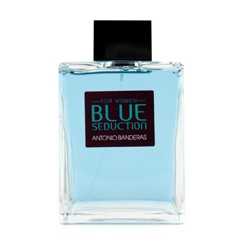 Antonio Banderas Blue Seduction Eau De Toilette Spray